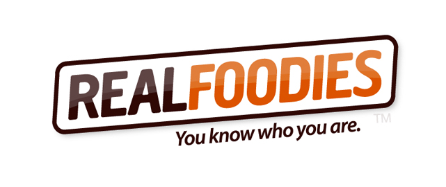 Real Foodies – Tasty Bits Logo