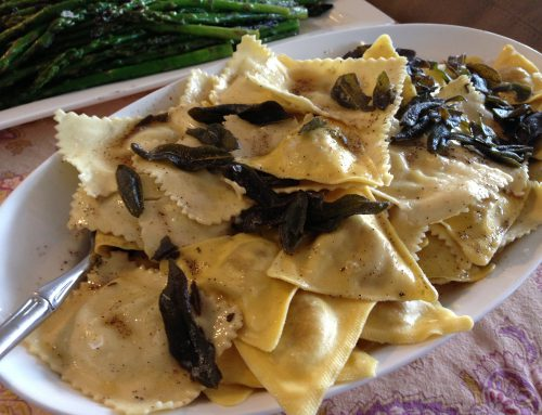 Easy Brown Butter Sage Sauce
