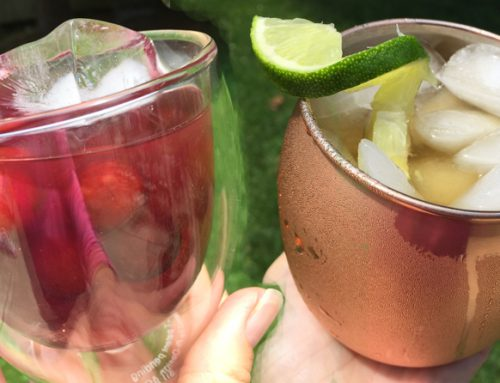 Summer Sips – The Transfusion and The Moscow Mule